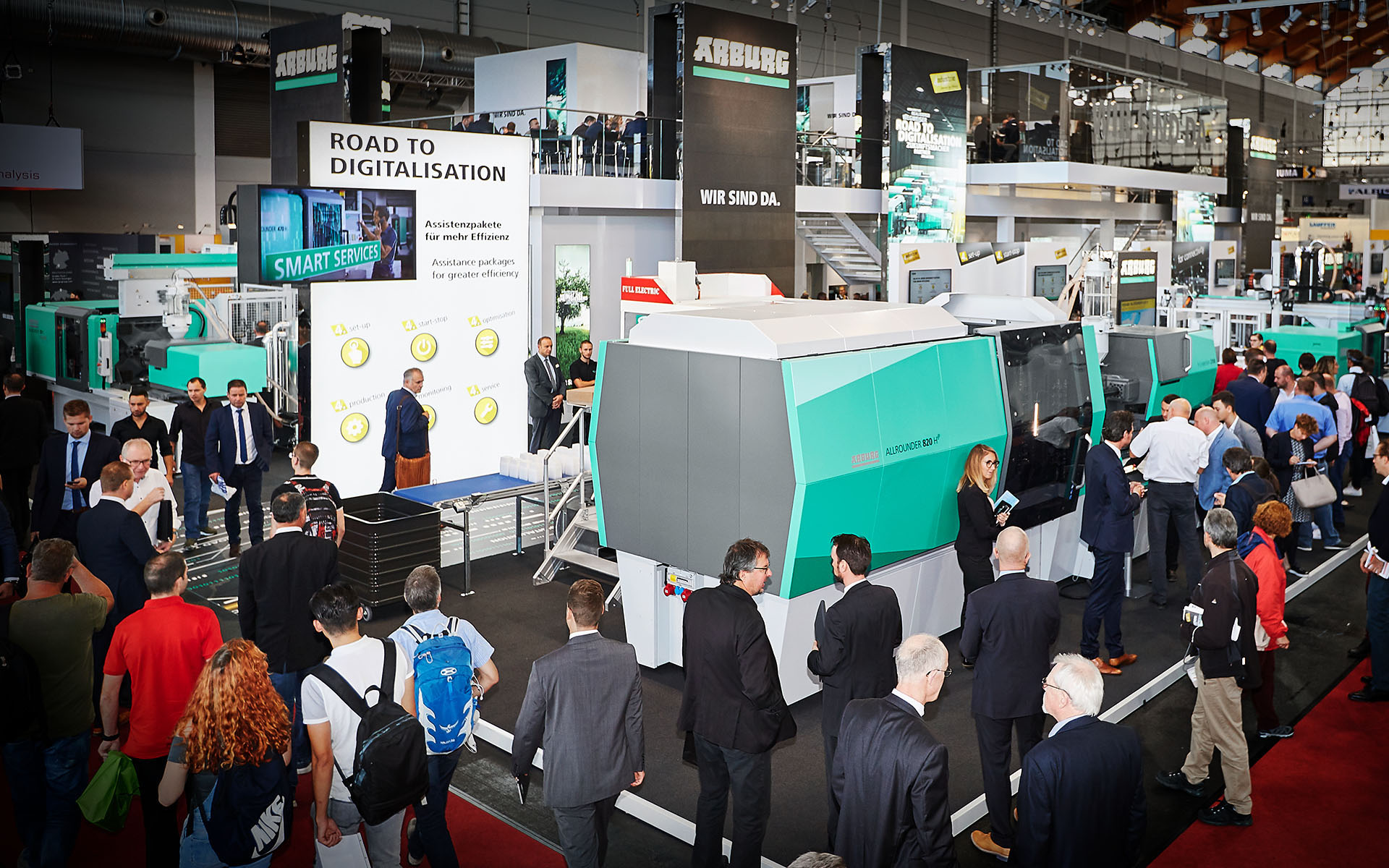 Successful Fakuma 2018