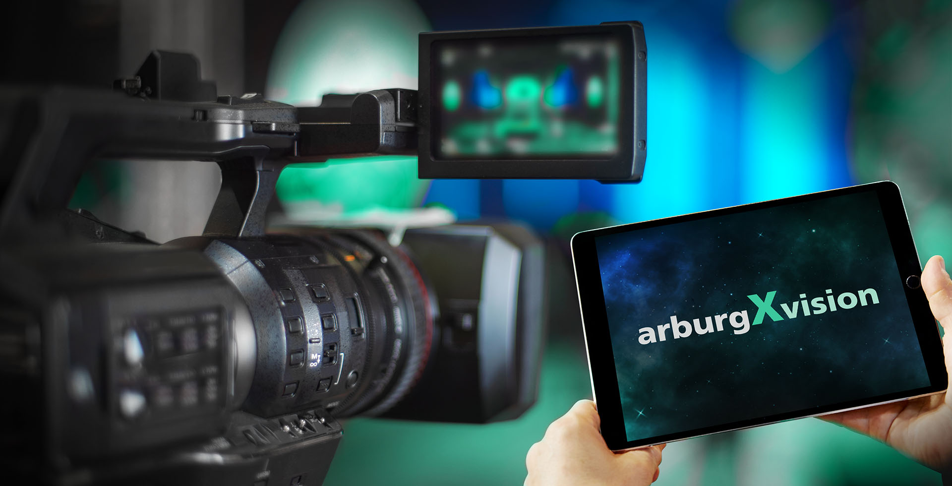 ARBURG goes on air