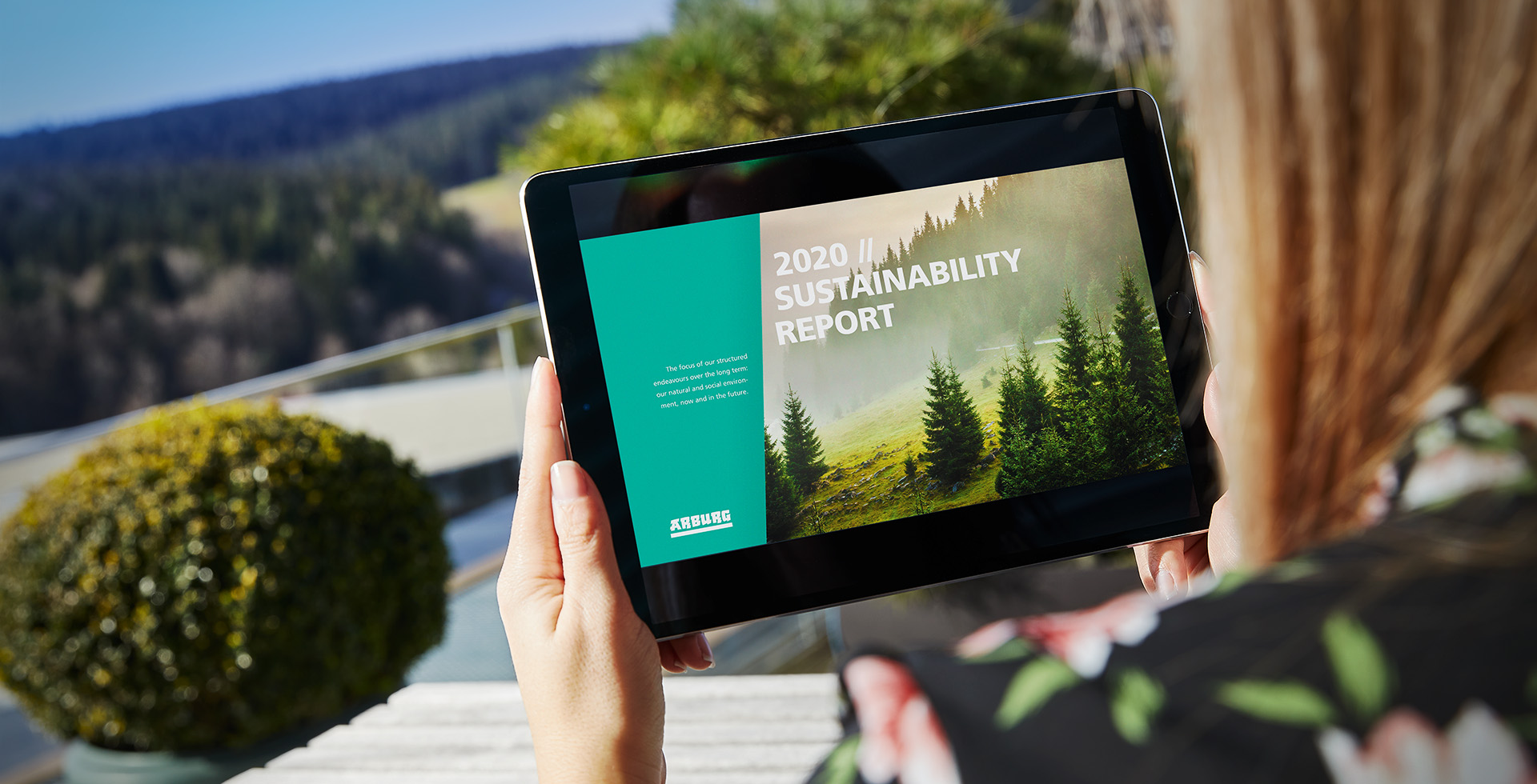 Debut: 2020 sustainability report