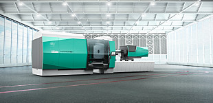 Injection molding machines - ARBURG