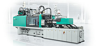 Cube-mould machine