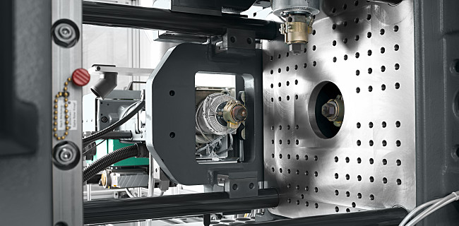Multi-component injection moulding - ARBURG