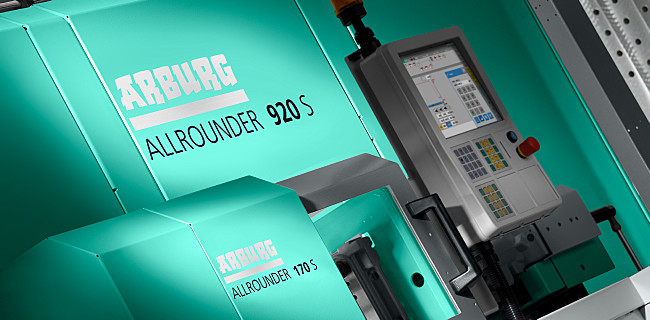 Reliable, adaptable, wide range of applications: hydraulic ALLROUNDER injection moulding machines
